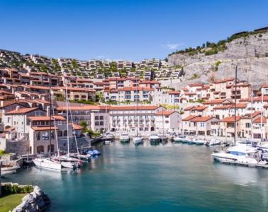 Hafen Portopiccolo