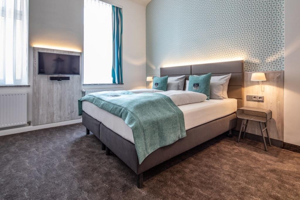 Zimmer im Riu Nig Hotel Lübeck