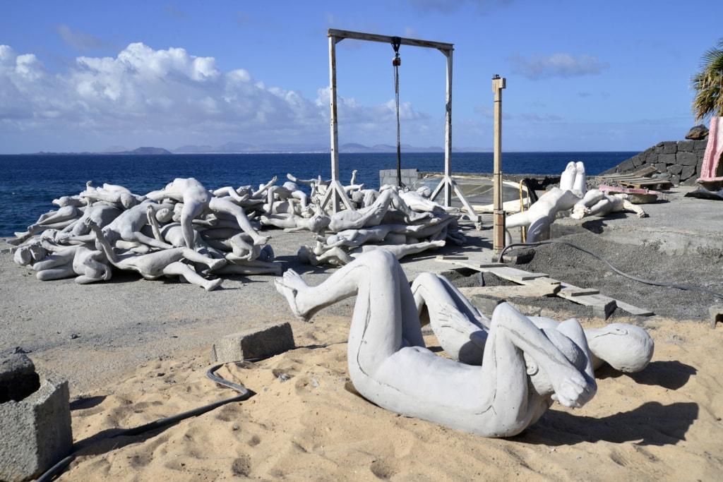 Skulpturengarten Lanzarote
