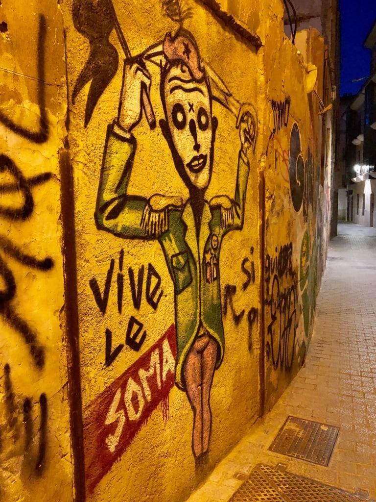Street Art in Palma de Mallorca