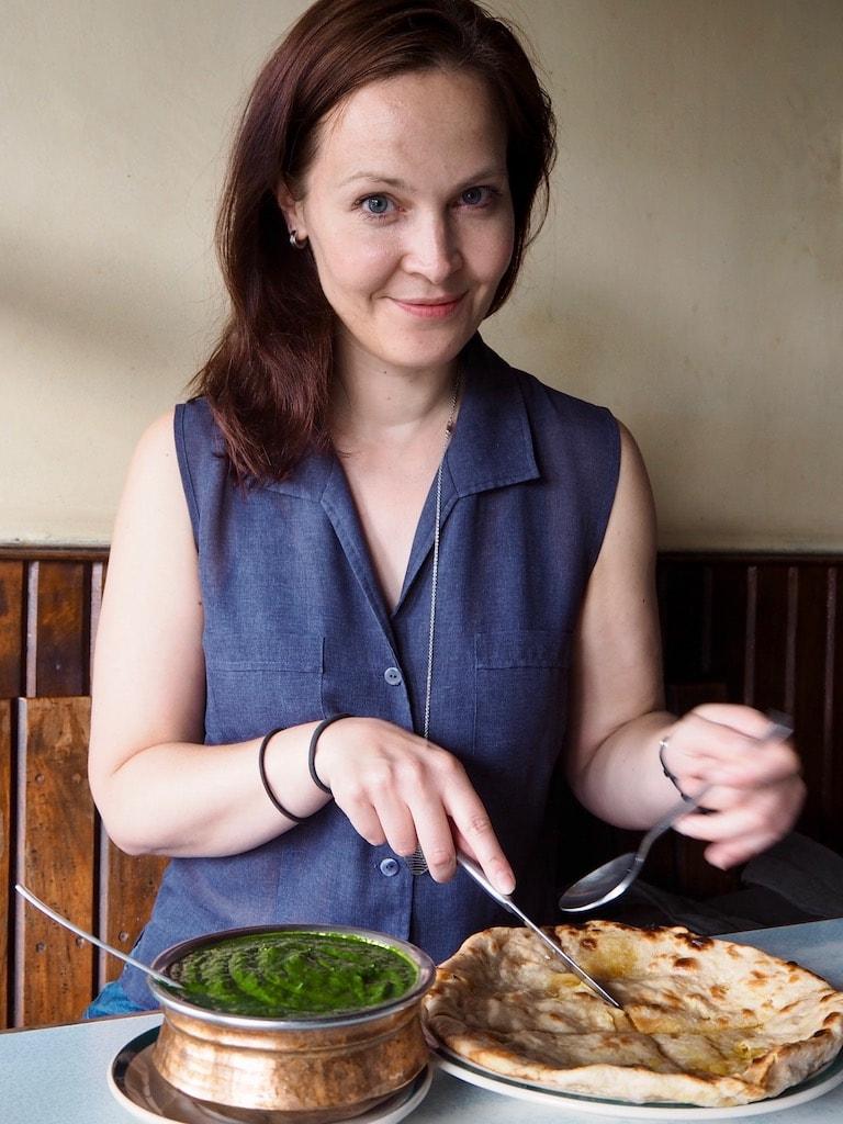Susanne Helmer liebt die nepalesische Küche