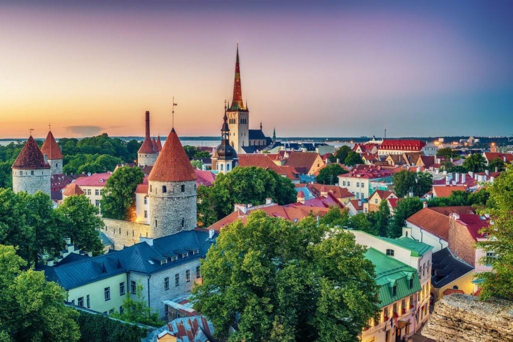 Baltikum: Alles Ostsee, oder was?