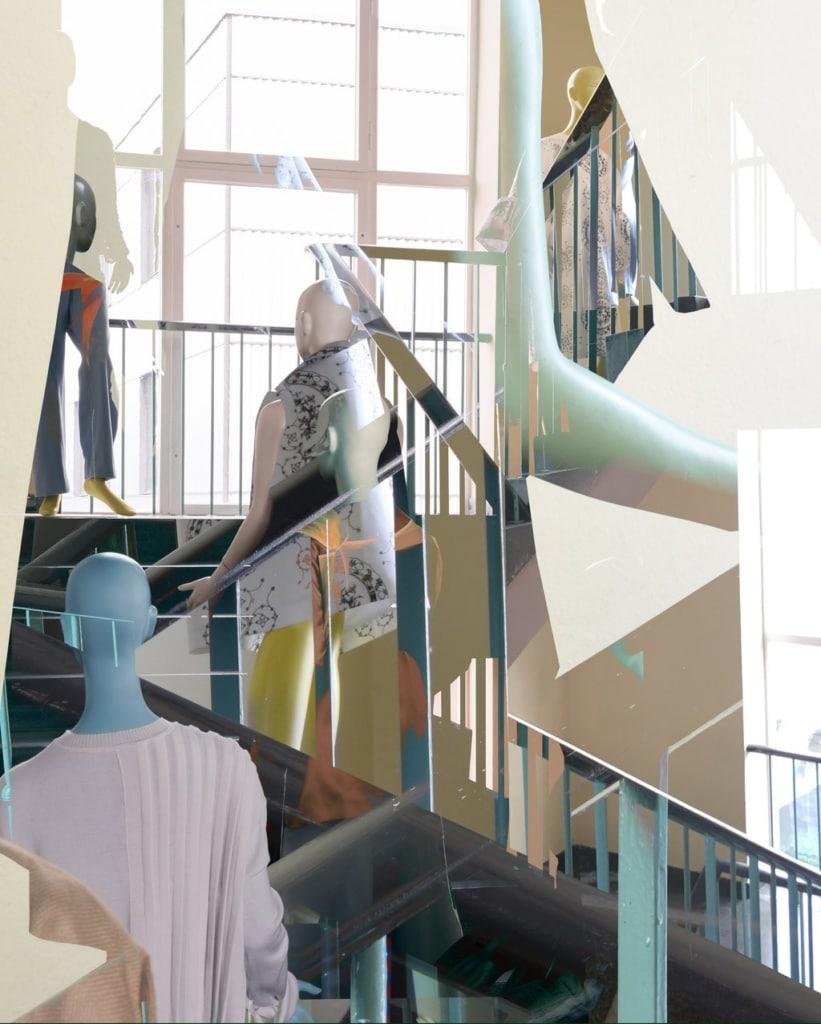Ausstellung in der Weißensee Kunsthochschule Berlin