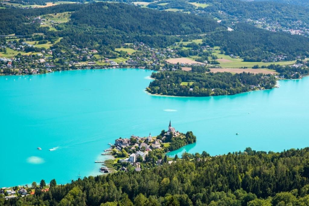 Ala on tour: Zu Besuch am Wörthersee