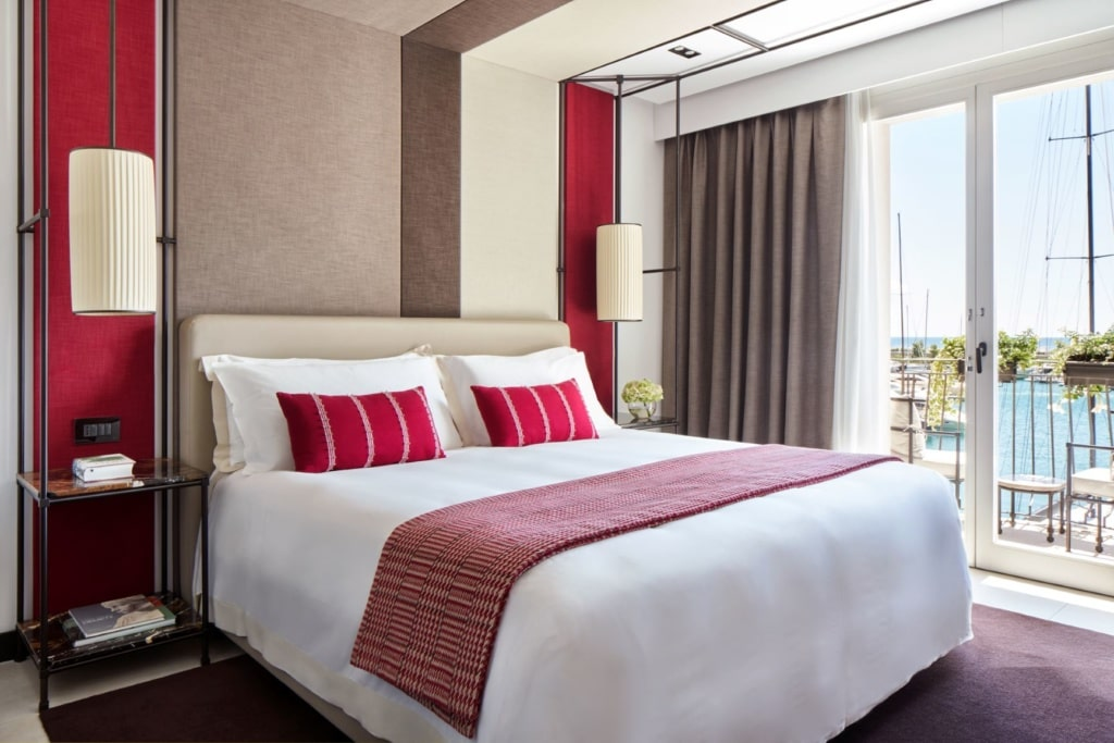 Zimmer im Falisia Resort & Spa Portopiccolo