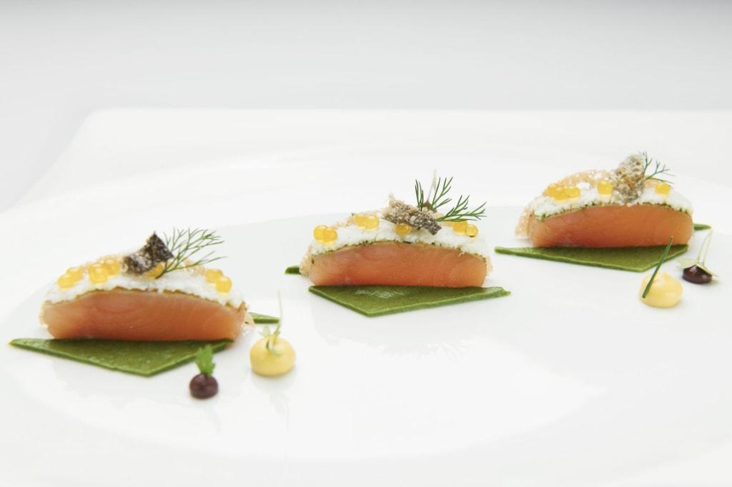 Im Restaurant Aqua in Wolfsburg wird der Gaumen nach allen Regeln der Kochkunst verwöhnt.