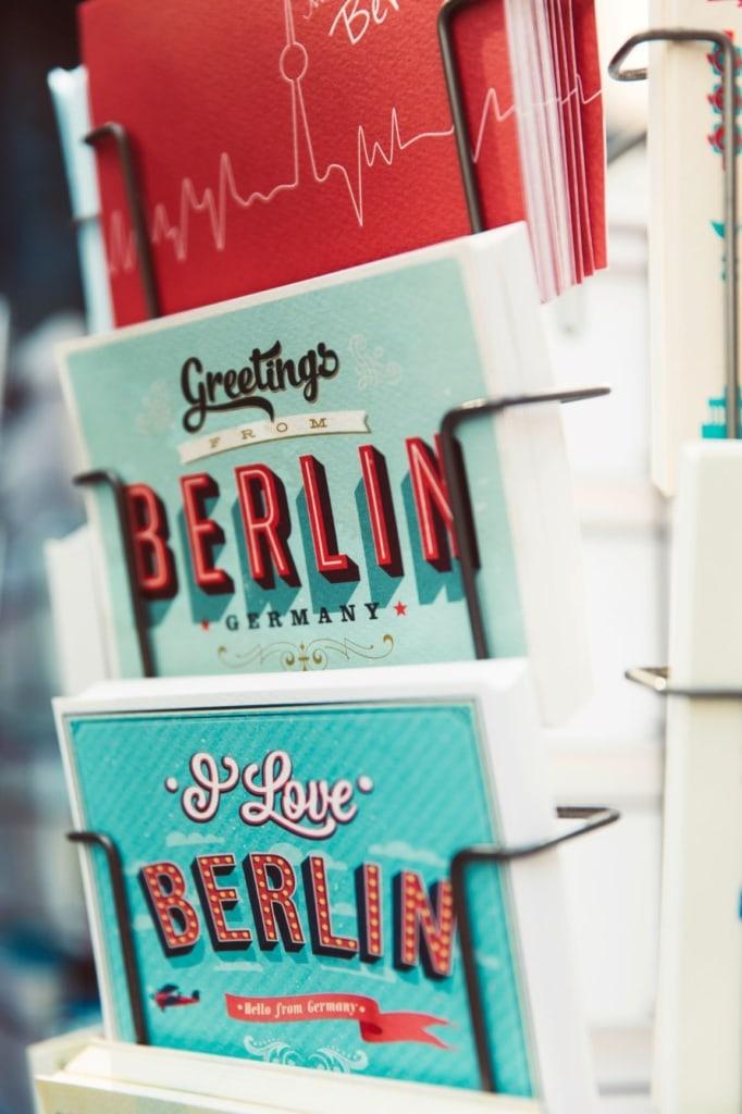 Postkarten Berlin