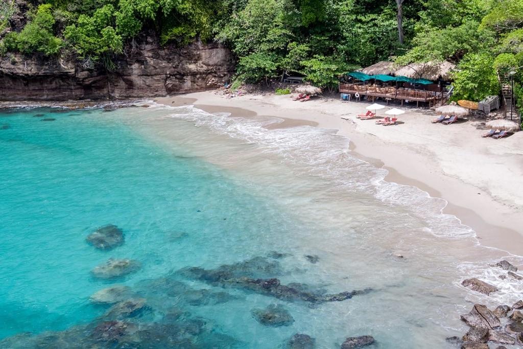 Cap Maison Strand Saint Lucia