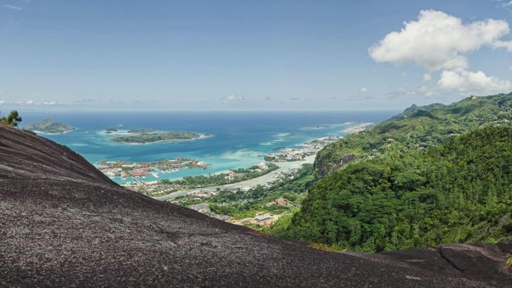 Copolia Mountain auf den Seychellen