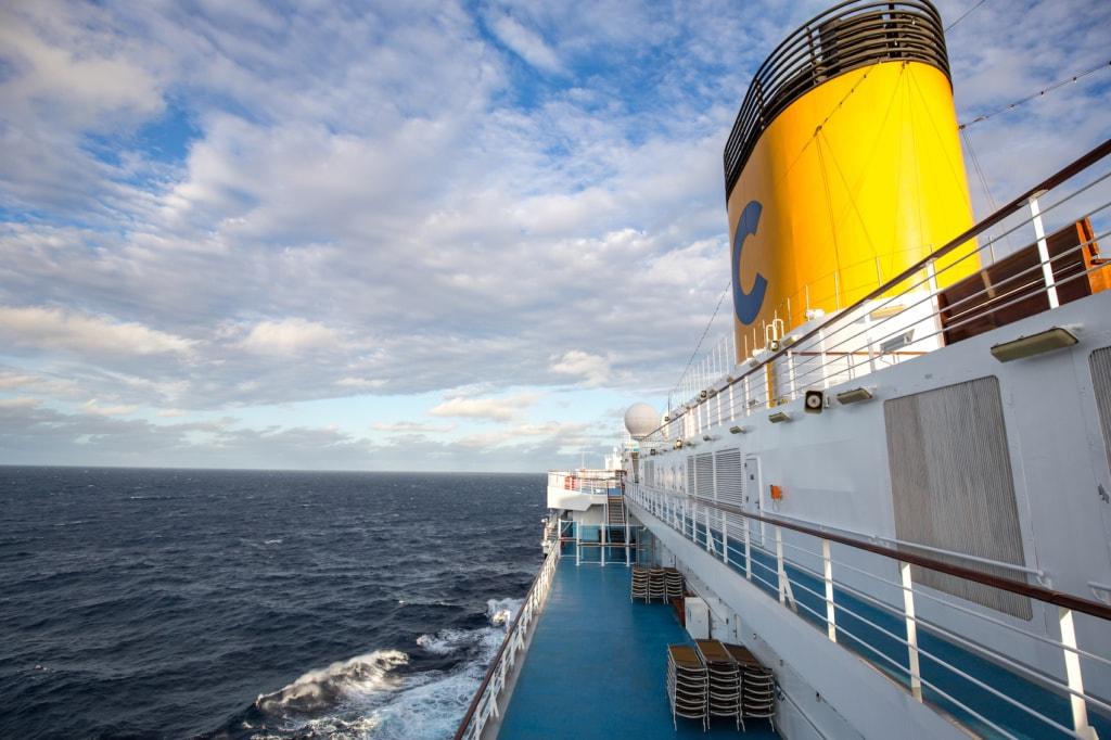 Viele Reedereien arbeiten daran, Kreuzfahrten nachhaltiger zu gestalten.