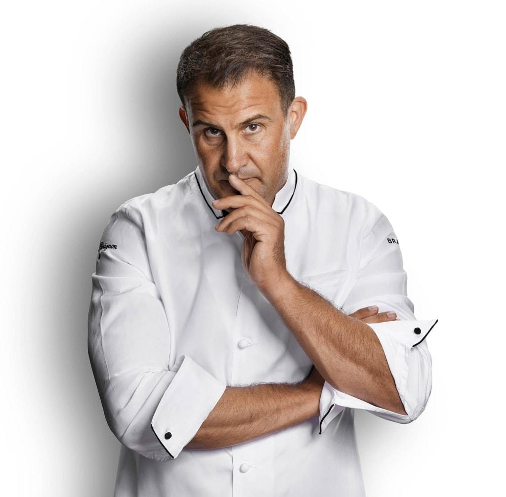 Klaus Erfort kocht mit Leidenschaft – und zählt mit seinen drei Michelin-Sternen zu den besten Köchen Deutschlands.