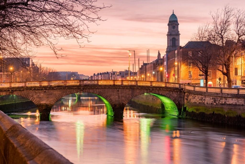 Walking Tour durch Dublin