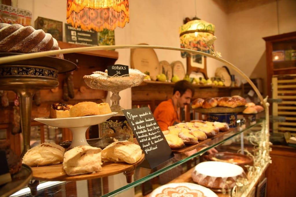 Bäckerei in Palma de Mallorca