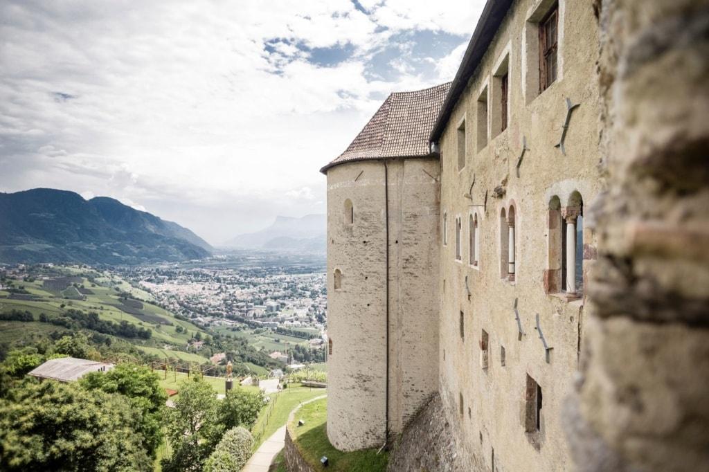 Schloss Tirol in Meran