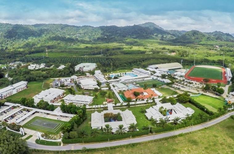 Thanyapura Aerial View