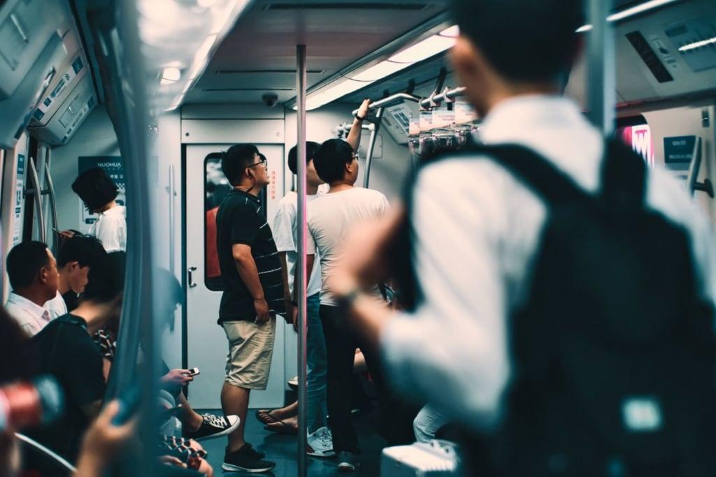 U-Bahn in Peking