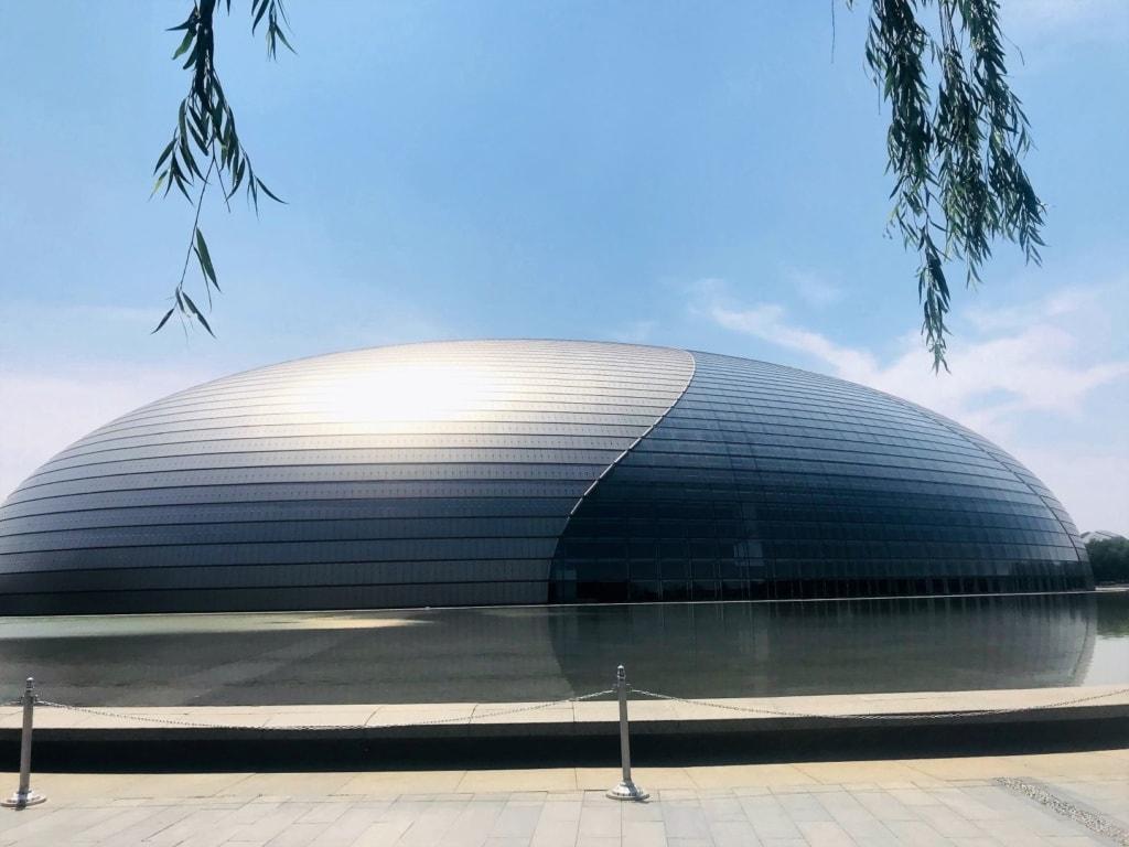 Nationales Zentrum für darstellende Kunst in Peking