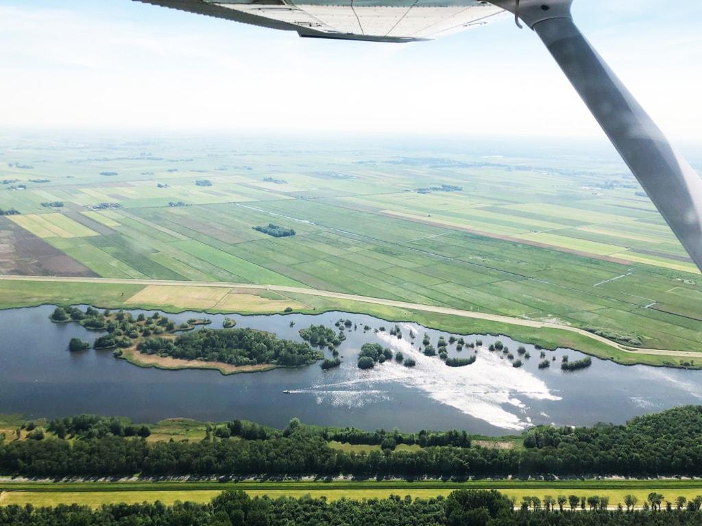 Niederlande: Dem Wasser so nah