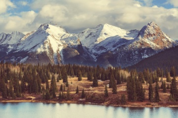 Colorado Rocky Mountains Landschaft
