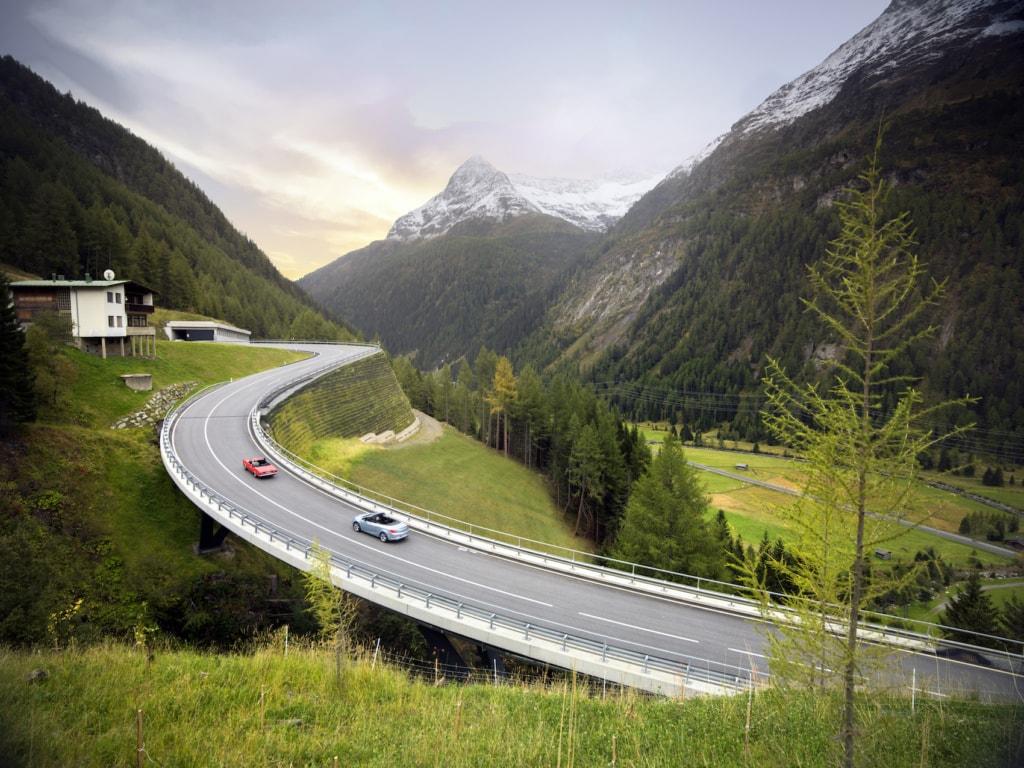 Mehr als eine Straße: die Felbertauernstraße in Osttirol