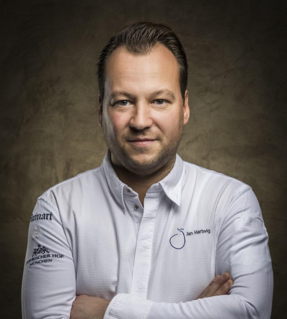 Jan Hartwig ist einer der wenigen Köche Deutschlands, die auf Drei-Sterne-Niveau zaubern.