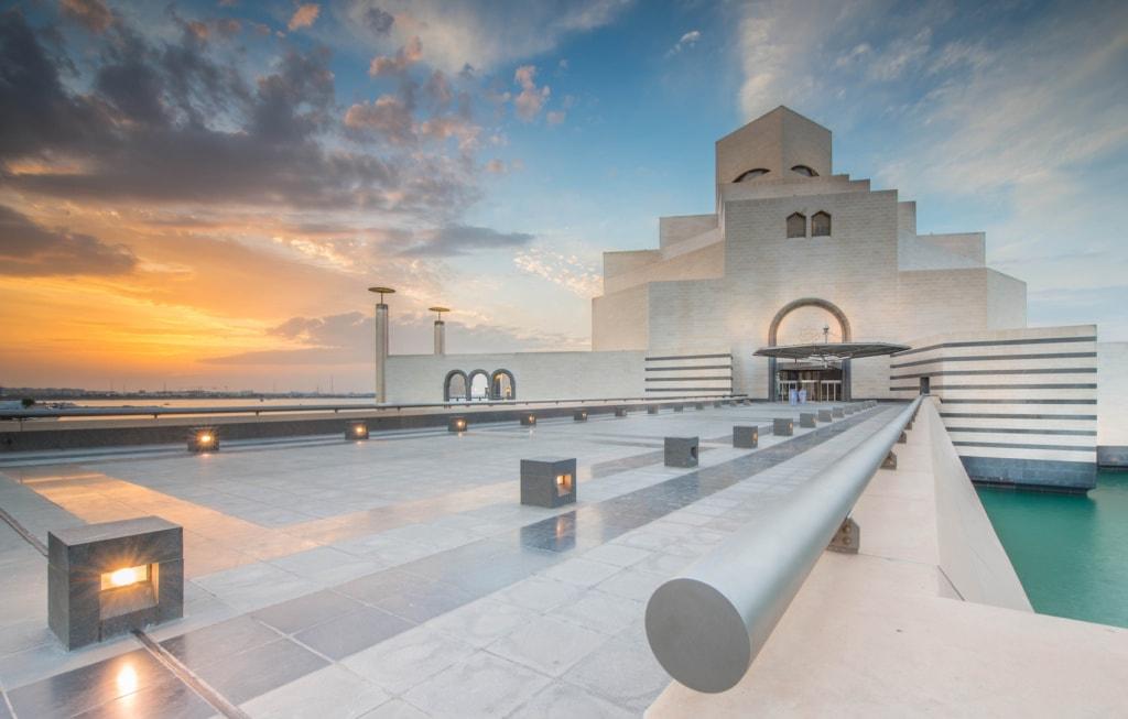 Das MIA ist ein Musst-See in Qatar.