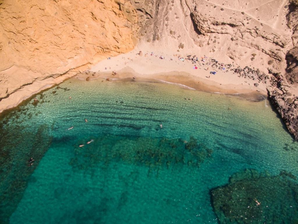 Playa De La Cocina
