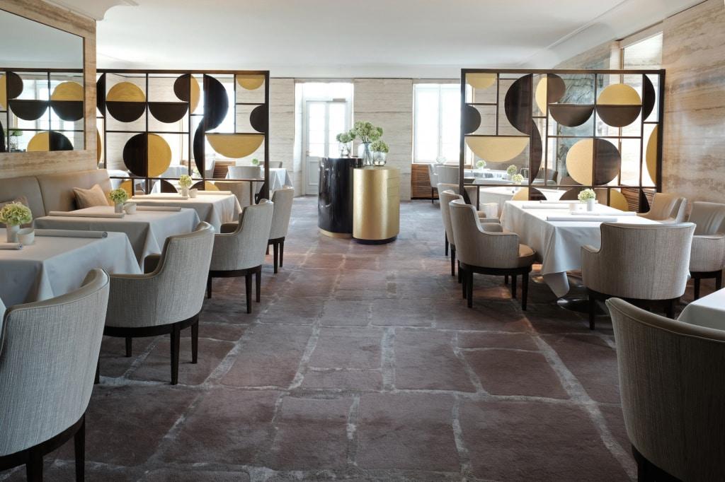 Im Grandhotel Schloss Bensberg ist eines der besten Restaurants Deutschlands zuhause.