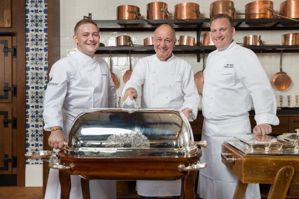 Köche im RitzCoffier