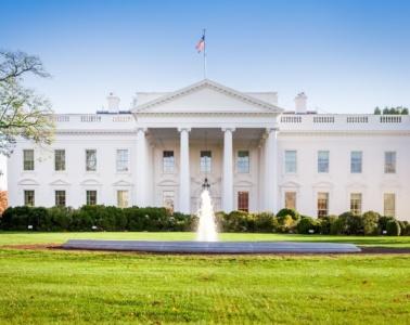 Weiße Haus Washington DC