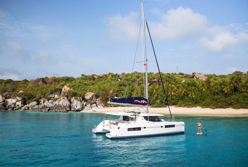 5 Lieblingsziele für Yachturlaub in der Karibik