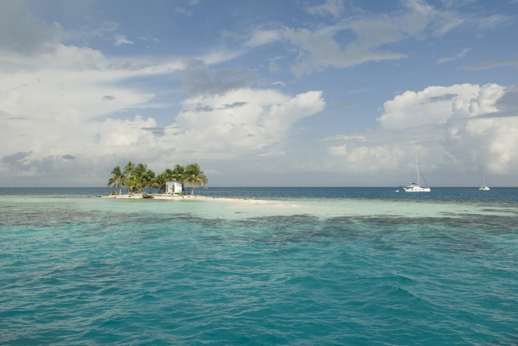 Segeln mit The Moorings in der Karibik - Belize