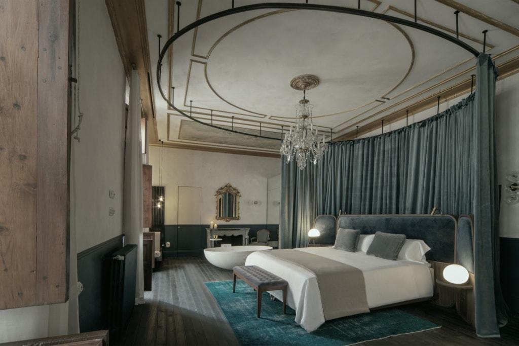 Hereinspaziert in die Suiten des Can Bordoy, wo kein Zimmer dem anderen gleicht.