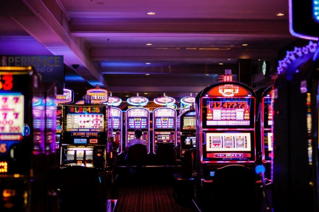 Glücksspielautomaten in Las Vegas