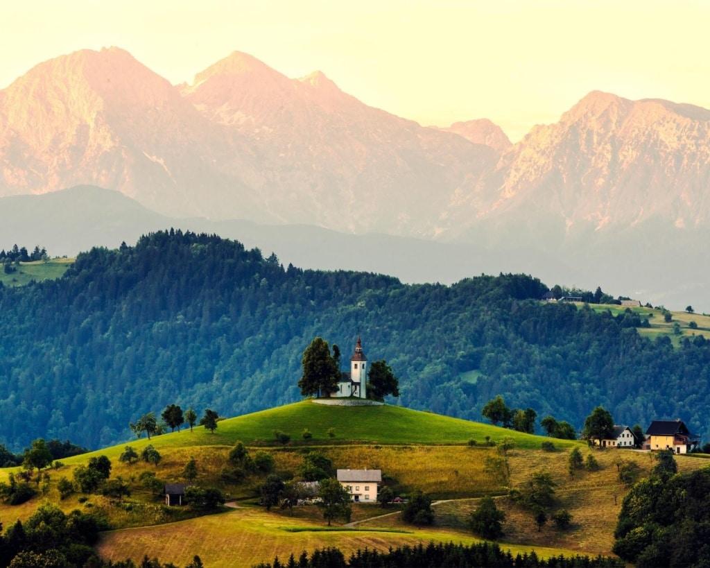 Reise-Guide: Slowenien