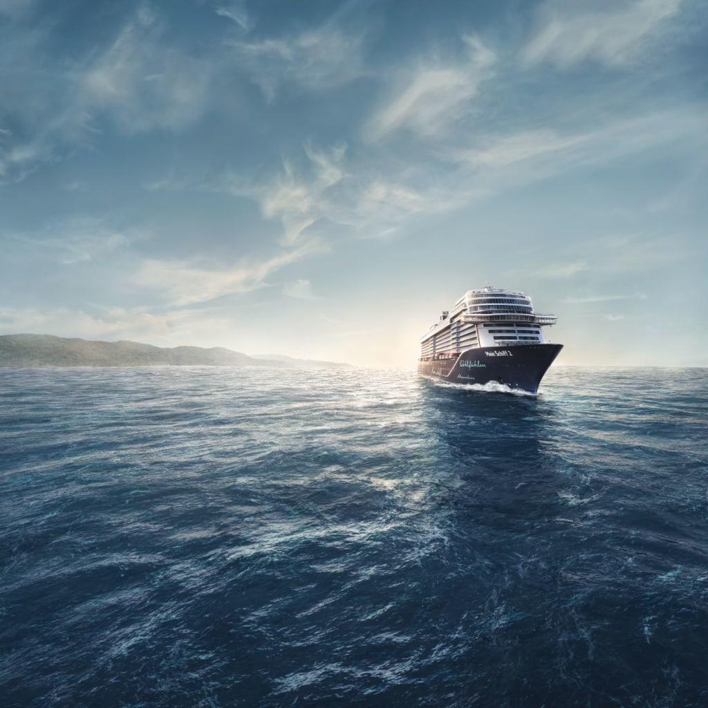 Mein Schiff 2 Außenansicht