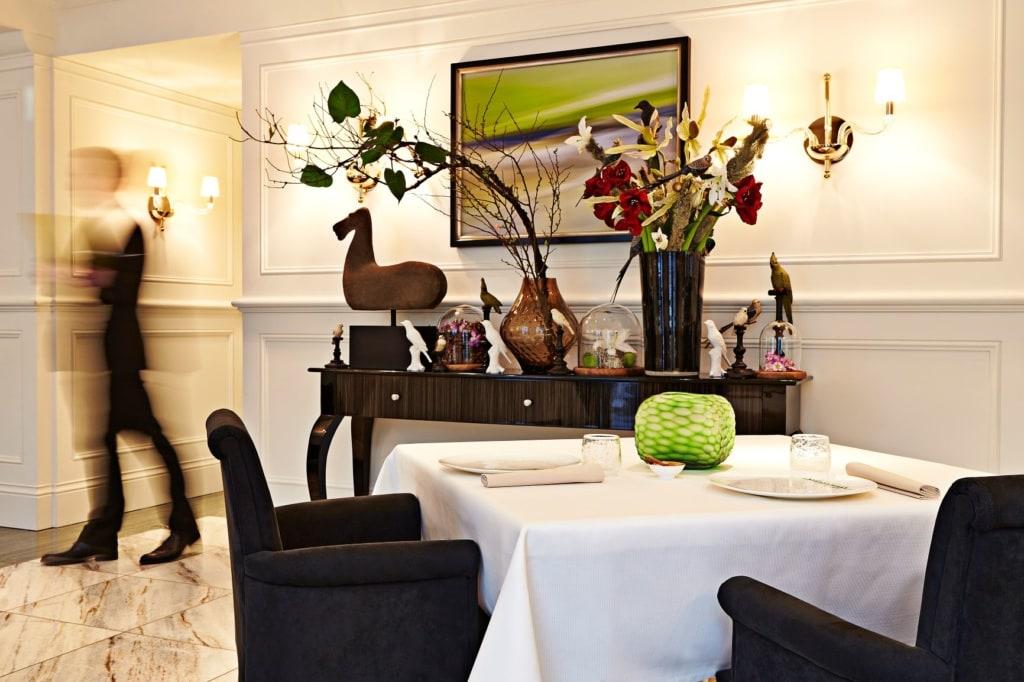 Restaurant im Palais Hansen Kempinski