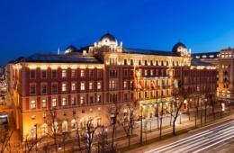 Palais Hansen Kempinski Fassade