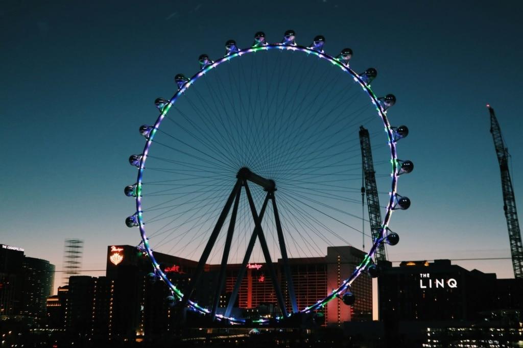 Riesenrad in Las Vegas