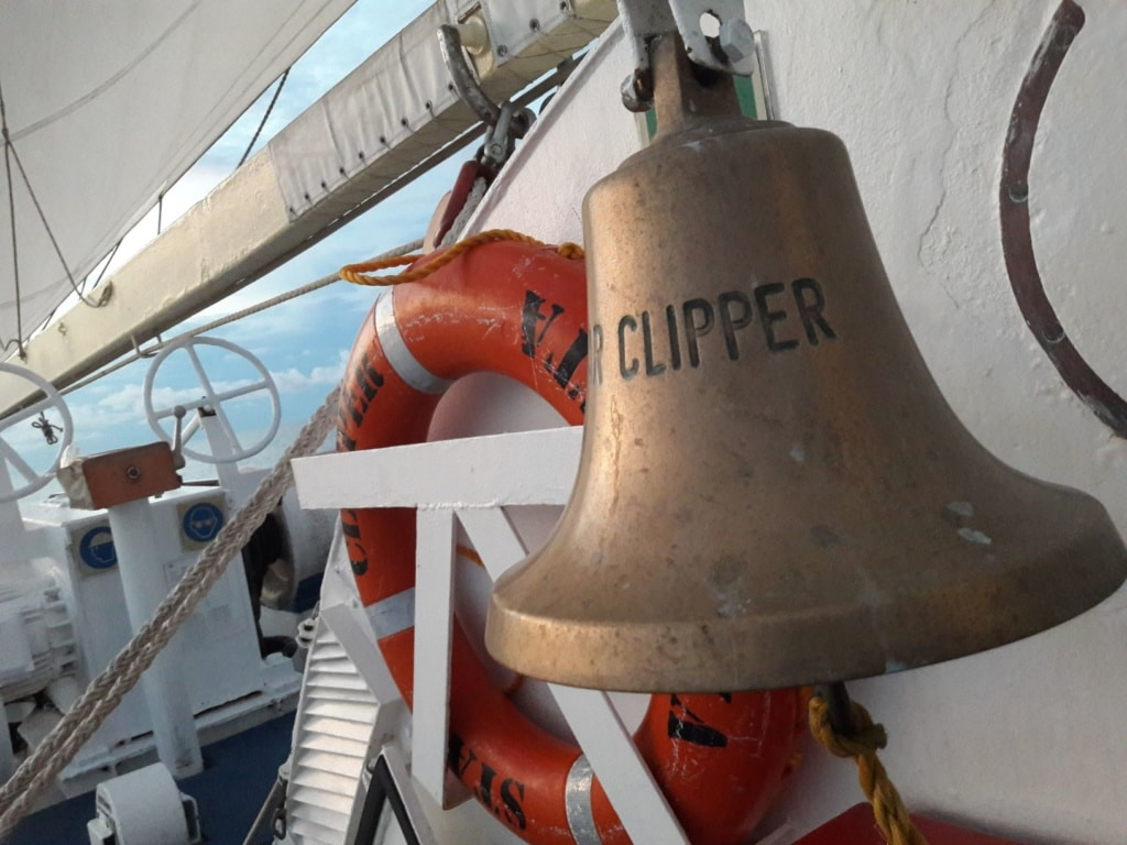 Star Clipper Glocke
