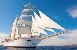 Segelschiff Star Clipper