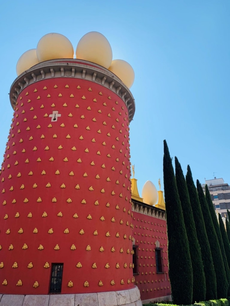 Teatre-Museu Dalí Katalonien