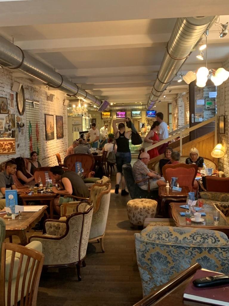 Cafe Vollpension in Wien