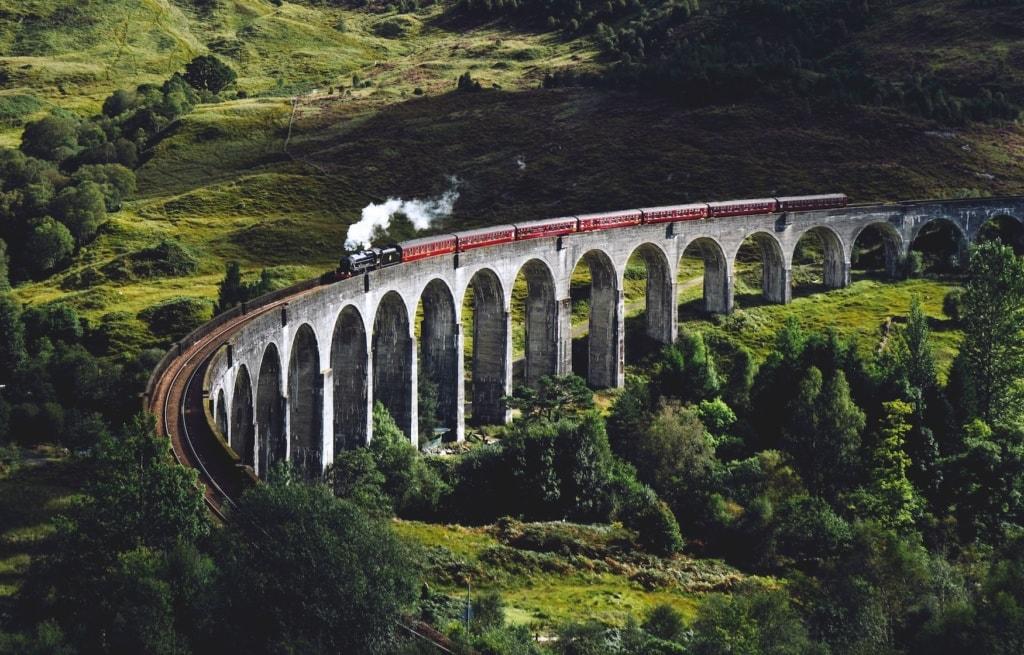 Die legendärsten Zugfahrten der Welt