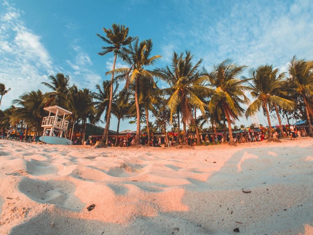 Boracay Strand Philippinen