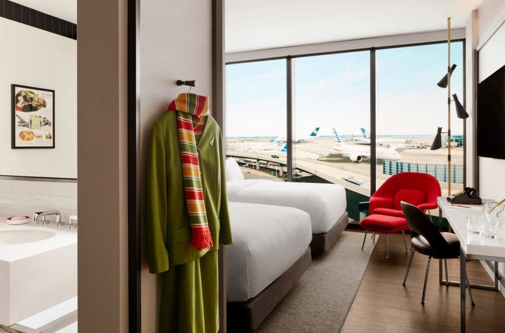 TWA Hotel Guestroom