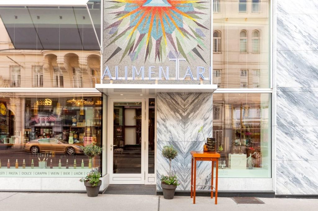 Feinkostladen Alimentari in Wien