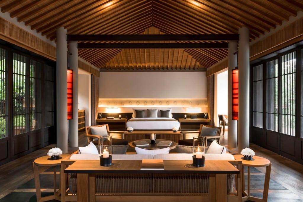 Amanoi, Vietnam - Room
