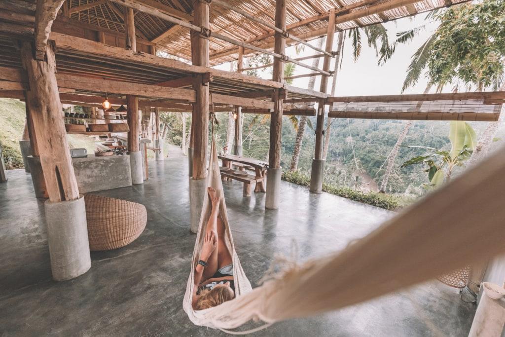 Instagram-Reisen: Bali