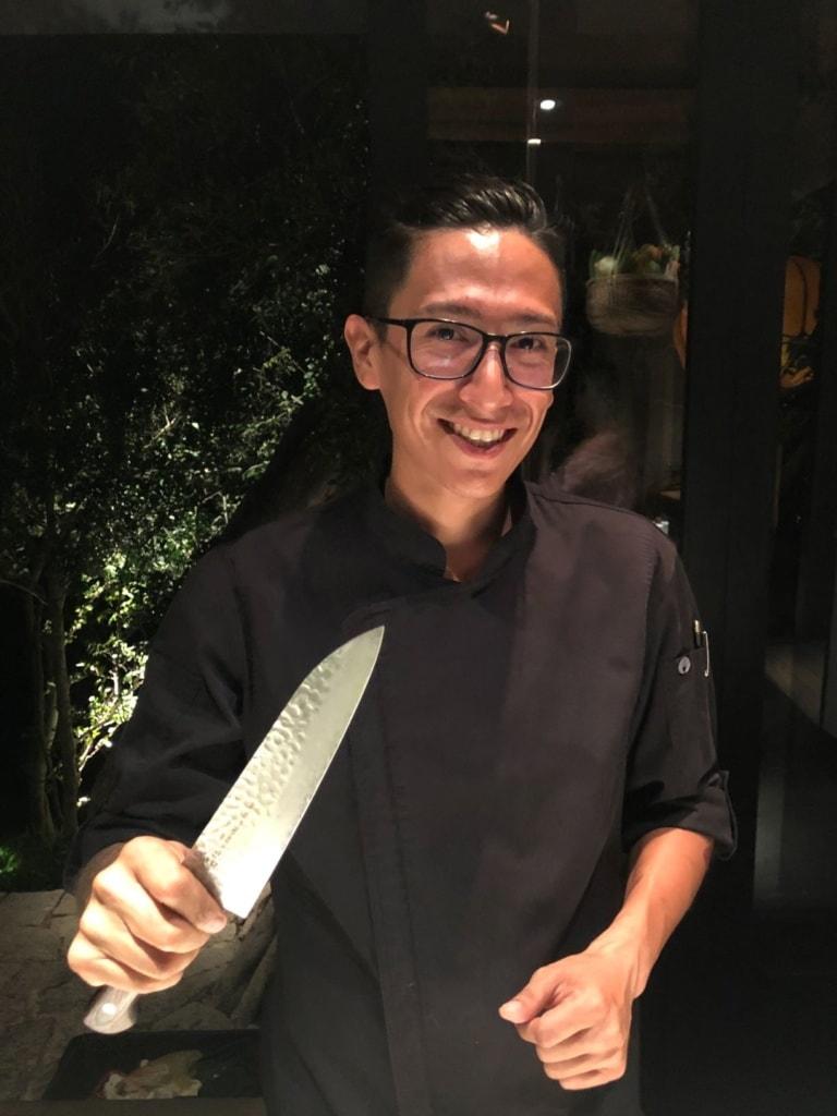 Chefkoch Bernardo Amanoi Vietnam
